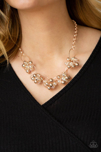 Effervescent Ensemble - Rose Gold - GlaMarous Titi Jewels - GlaMarous Titi Jewels