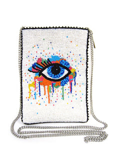H(eye) fashion cross body bag