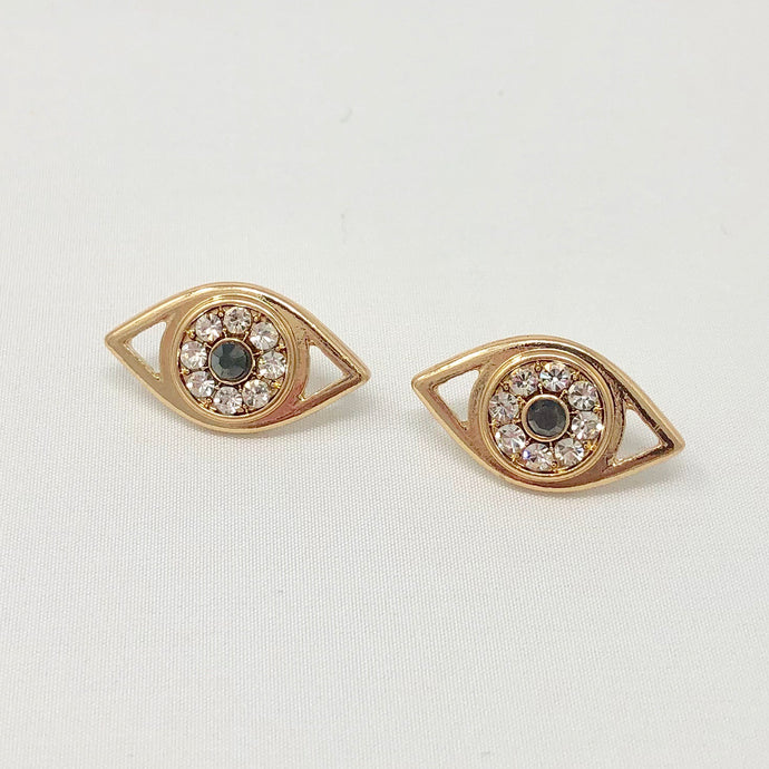 Diamond Eye Studs