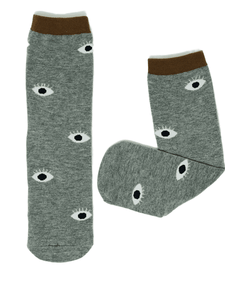 Socks with a vision