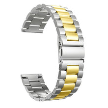 Load image into Gallery viewer, 18/20/22/24 mm Quick Release General Usual Watch Band Premium Solid Stainless Steel Metal Bracelet Strap for Men's Women's Watch
