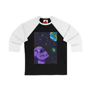 """Compassion is Universal"" Baseball Tee"