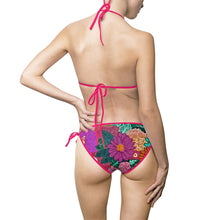 "Load image into Gallery viewer, ""Flora"" Bikini Swimsuit"