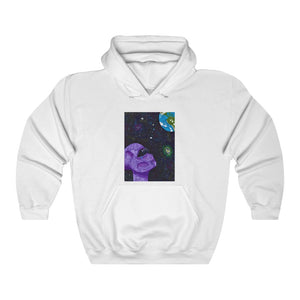 """Compassion is Universal"" Unisex Heavy Blend™ Hooded Sweatshirt"