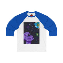 "Load image into Gallery viewer, ""Compassion is Universal"" Baseball Tee"