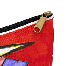 "Load image into Gallery viewer, ""Merlin"" Artwork Accessory Pouch"