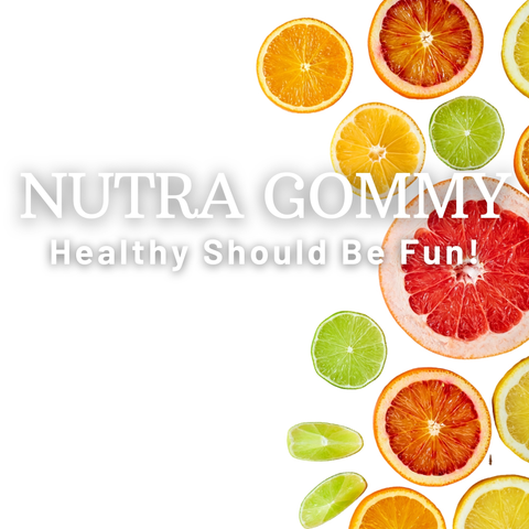 Nutra Gommy™ - Who Knew Healthy Could Taste So Good