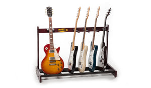The Show 5 - Wooden Guitar Rack