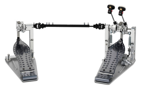 DW Hardware: DWCPMCD2 - Machine Chain Drive Double Pedal With Bag
