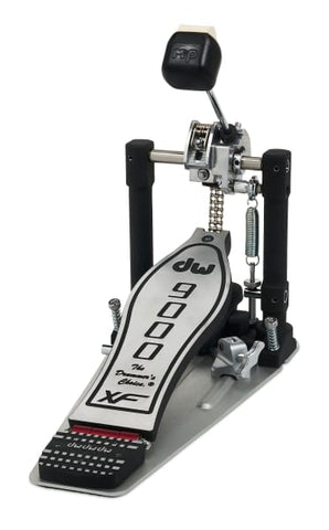 DW Hardware: DWCP9000XF - Extended Footboard Single Pedal With Bag