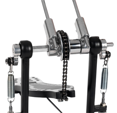 PDP Hardware: PDDP402 - Single Chain Double Pedal