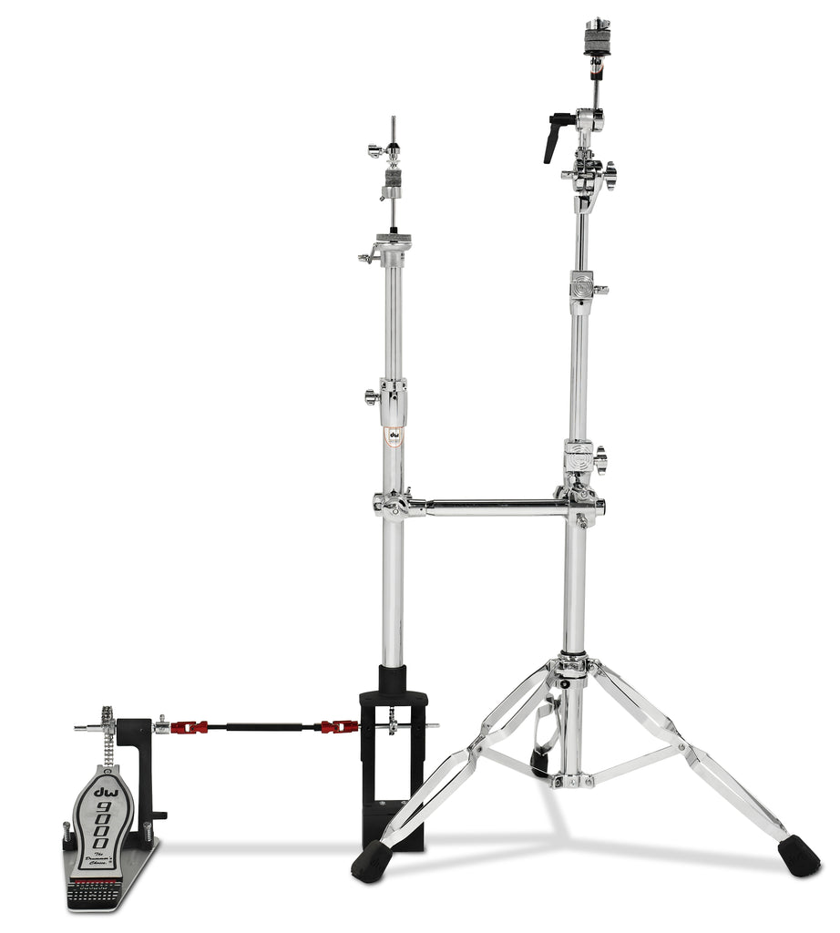 dw hardware dwcp9550 remote universal hi hat stand the dw store. Black Bedroom Furniture Sets. Home Design Ideas
