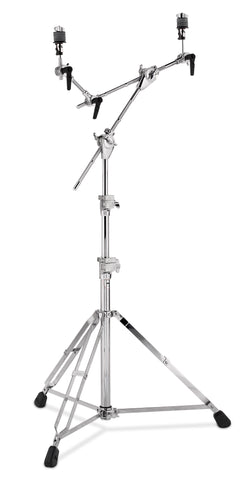 DW Hardware: DWCP9702 - Heavy Duty Dual Cymbal Multi-Stand