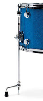 DWSMFTL - FINE TUNE FLOOR TOM LEG, CHROME