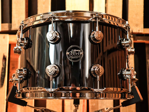 DW Performance Chrome Shadow Snare Drum - 8x14