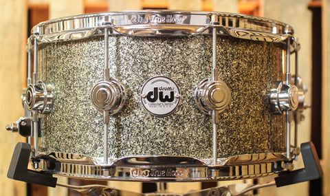 DW Collector's Maple Gold Galaxy Snare Drum - SO#1182675 - 6.5x14