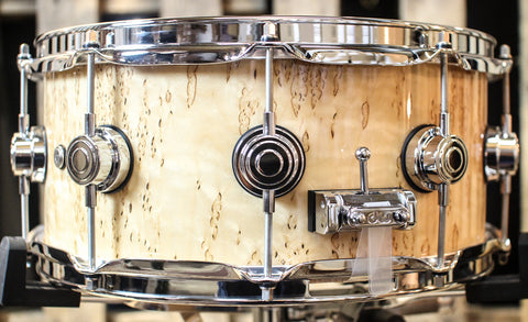 DW Collector's Kurrilian Maple 333 VLT  6x14 Snare - SO#1158092