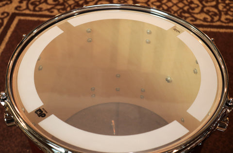 DW Collector's Broken Glass Maple 6.5x14 Snare - SO#1141705