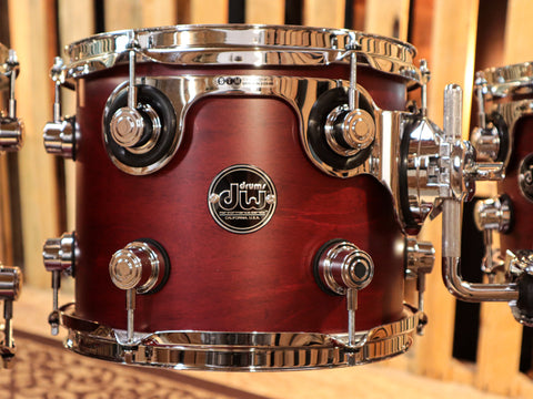 DW Collector's Exotic Maple VLT 6.5x14 Snare - SO#1158089