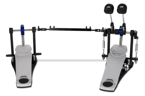 PDP Hardware: PDDPCXF - Double Chain Double Pedal - Extended Footboard