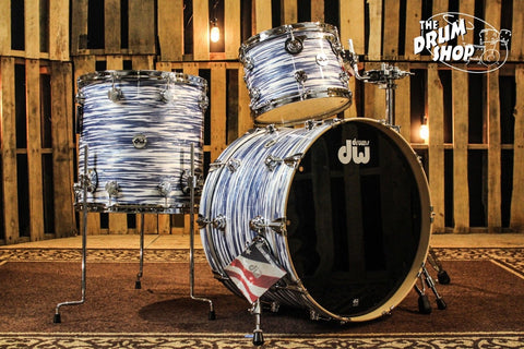 Collector's Series Arctic Oyster with Chrome Hardware