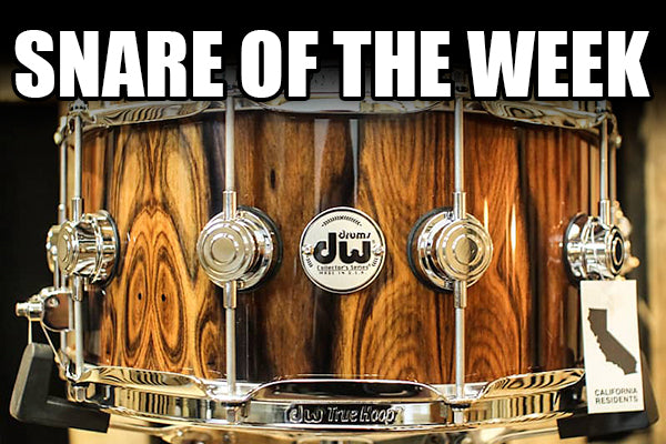 Snare of the Week