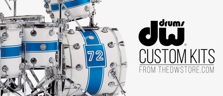 DW Performance Series Silver Sparkle Shell Bank