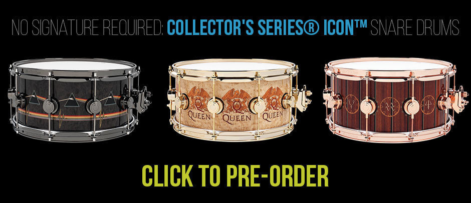 DW Icon Snares