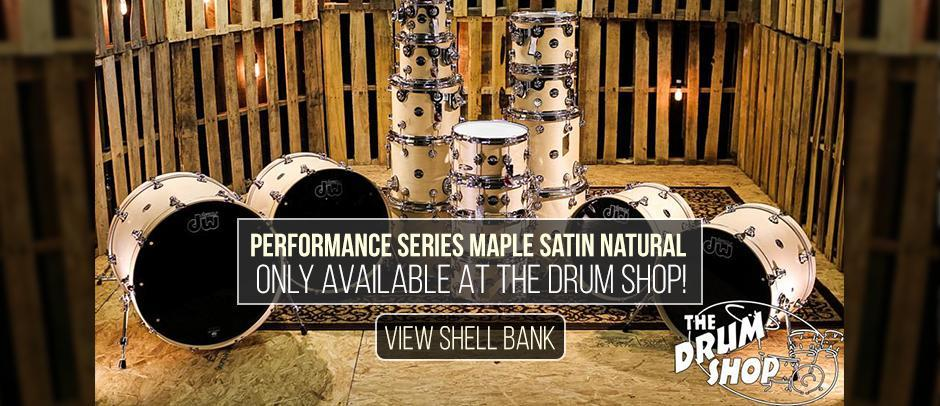 Satin Natural Shell Bank