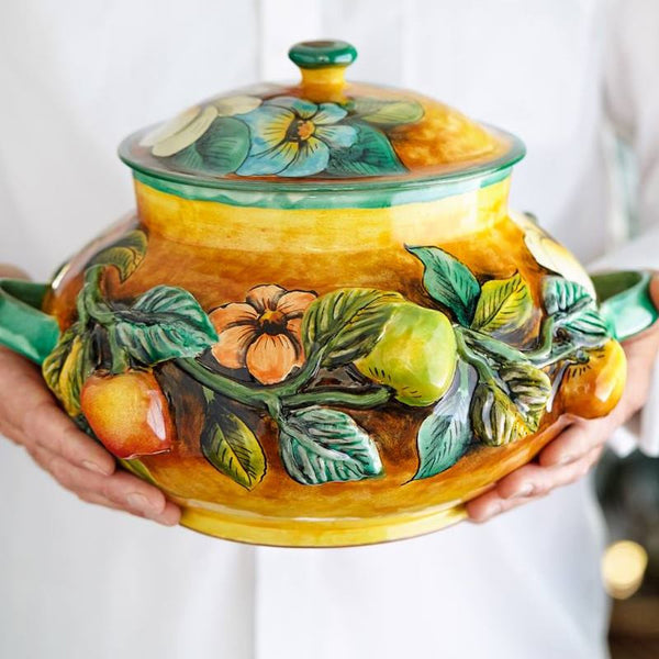 Mom's Day Gift Ideas:  Stunning Majolica & Talavera Pottery, Pewter