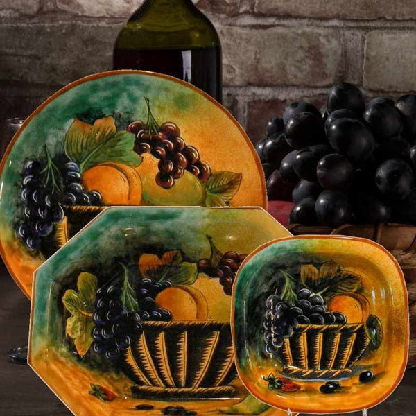 Fall Tableware Collection Talavera Pottery