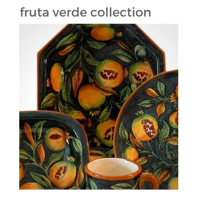Deliciously Beautiful Artisan Tableware  sc 1 st  Rustica Gift u0026 Talavera Pottery : beautiful tableware - pezcame.com