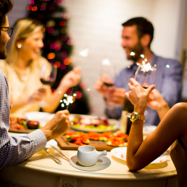 New Year Reflections:  Loved Ones Around the Table
