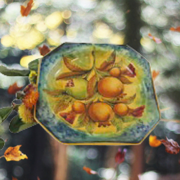Beautiful Fall Dishes Viva Majolica Artisan Pottery