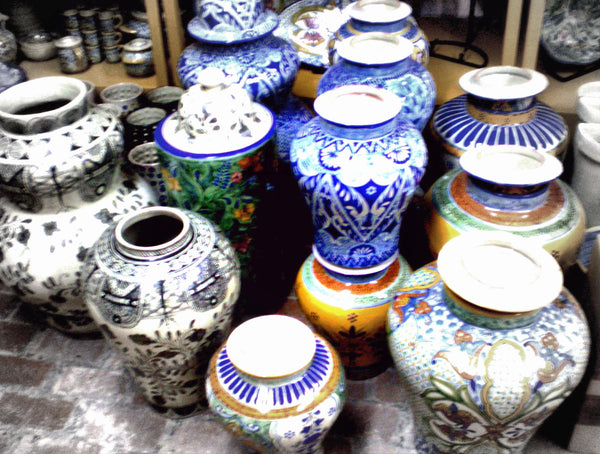 Making Beautiful History:  The Talavera Story