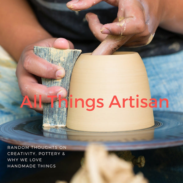 Rustica Gift & Pottery Blog All Things Artisan