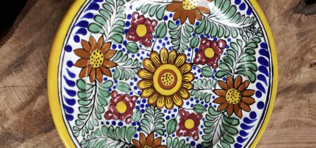 Rustica Gift & Talavera Pottery Amapola Mexican Pottery Collection