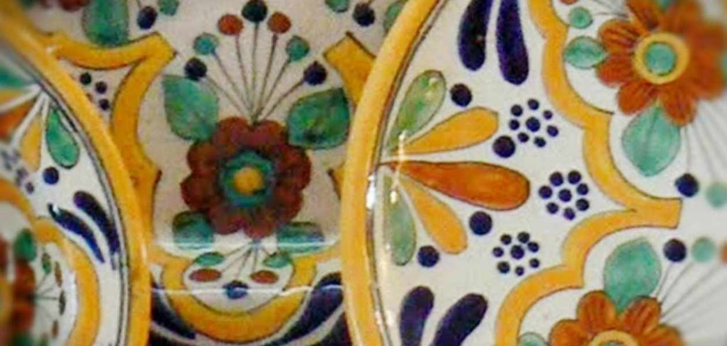 Rustica Gift & Talavera Pottery Dibujo Collection of authentic Mexican pottery