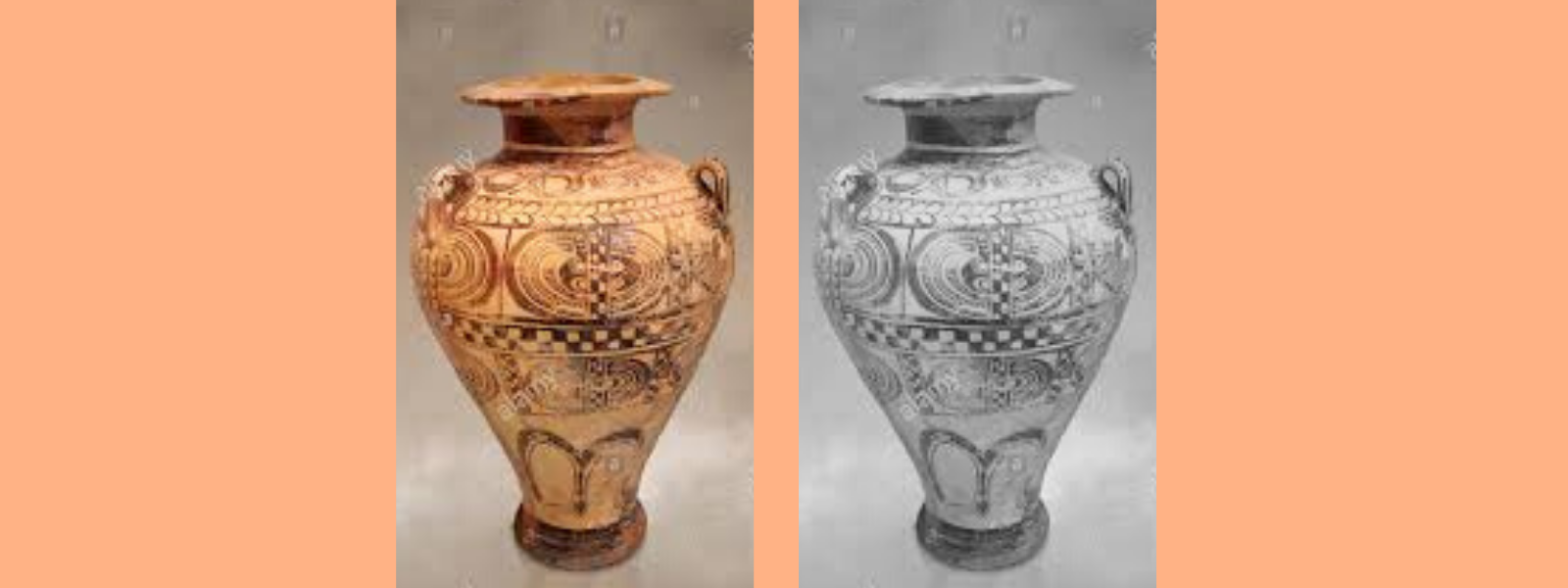 Rustica Gift & Pottery Minoan New Palace