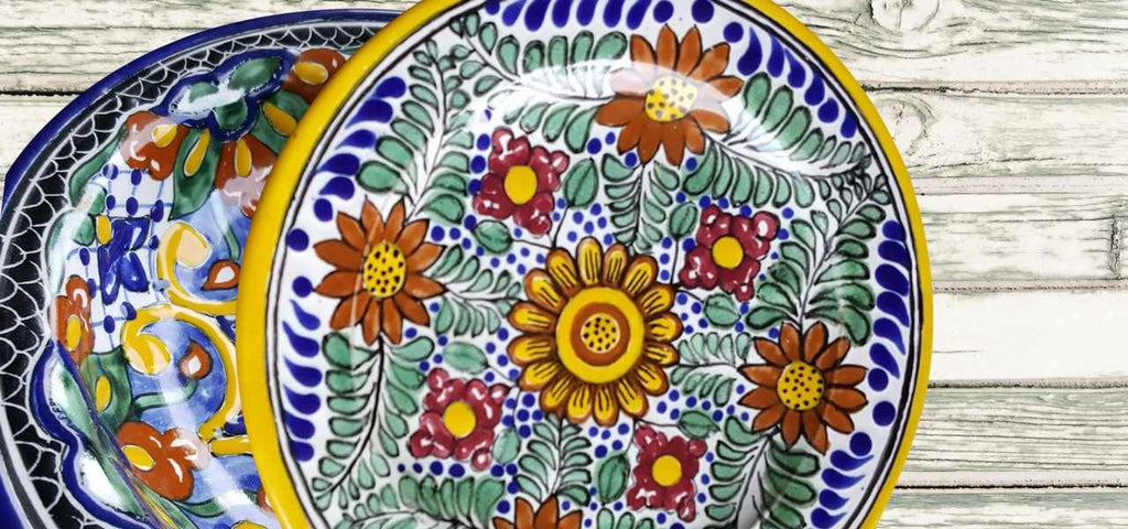 Rustica Gift & Talavera Pottery Plates Collection