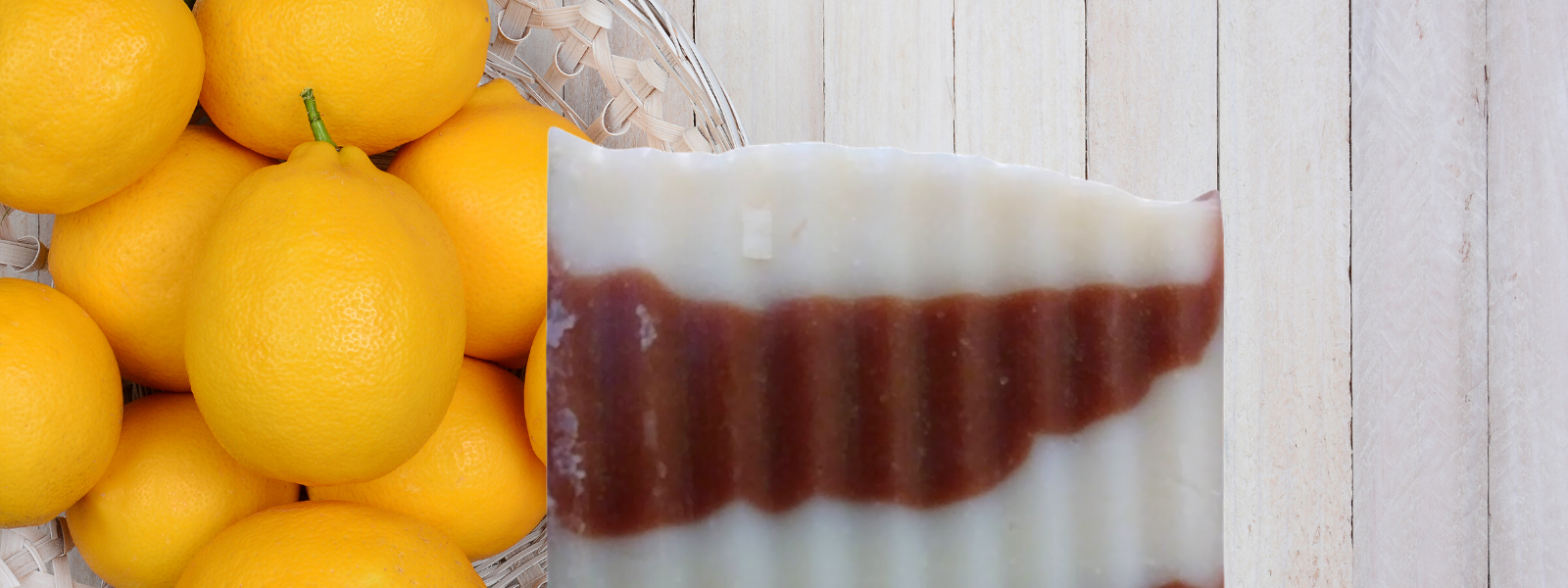 Rustica Gift & Pottery's natural handmade vegan sandalwood citrus soap bar features organic ingredients.