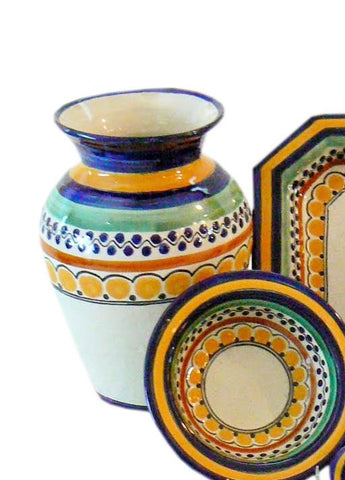 Rustica Gift & Pottery Talavera Collection Ondo