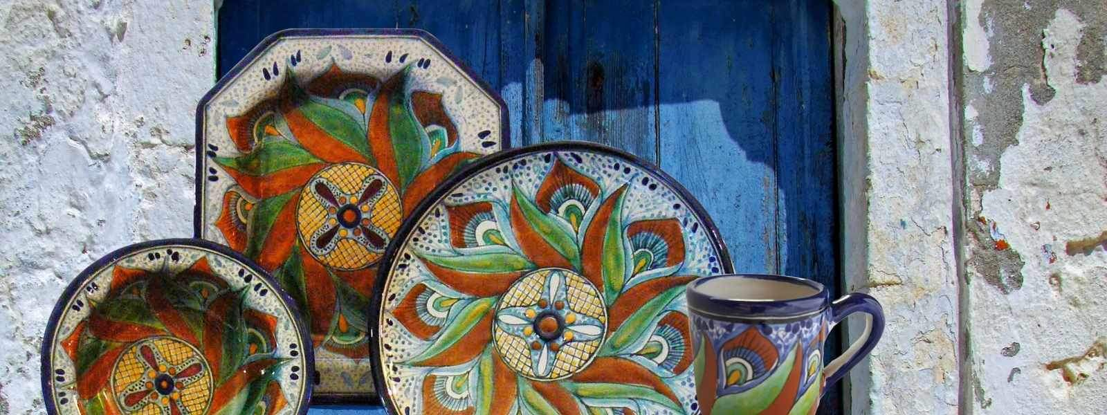Rustica Gift and Pottery Talavera Mexican Pottery History