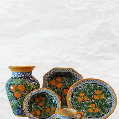 Rustica Gift & Talavera Pottery Collection