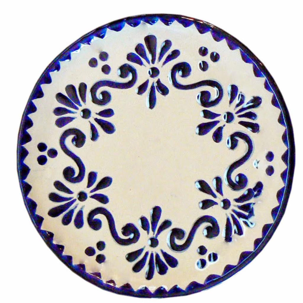 Talavera Pottery Dinner Plate