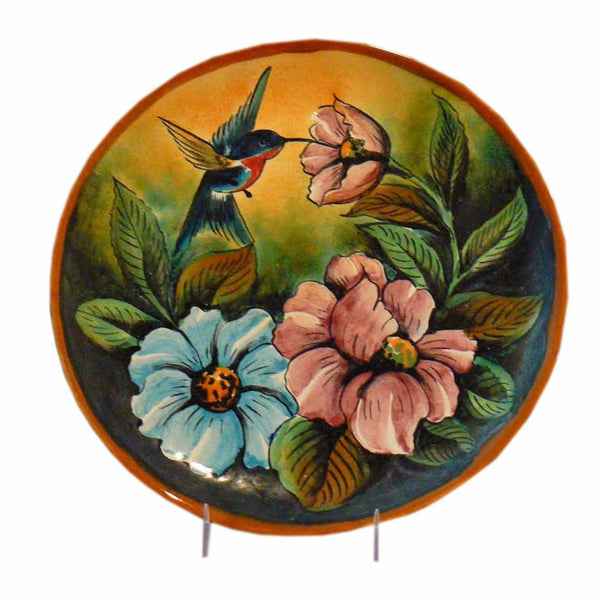 Colibri dinner plate rustica gift - American history x dinner table scene ...