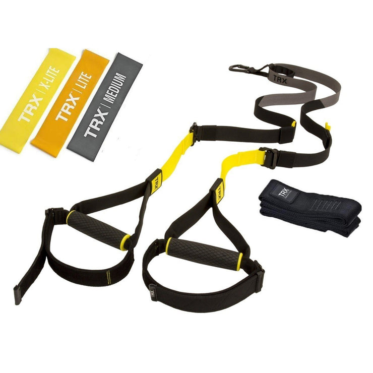 Kit TRX C4 + Mini Bands + Envio