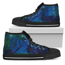 Load image into Gallery viewer, Caribbean Canvas High Top Shoe