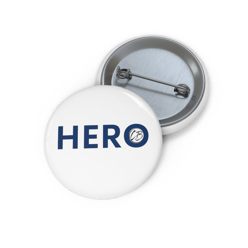 HERO Pin Buttons