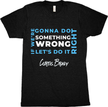 "Load image into Gallery viewer, ""Something Wrong"" Tee"
